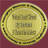 Voted Best Wood!