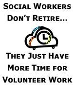 Social Work Retirement