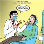 Barber vs. Dentist
