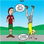 Avoid Blisters