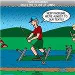 Cot Paddleboarding
