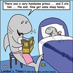Shark Bedtime Story