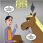 Horse Coffee