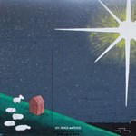 Christmas Star Mural