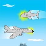 Plane Shark