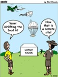 Lunch Airlift