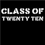 class of twenty ten blk