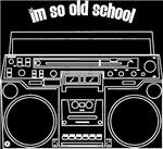 I'm so old school