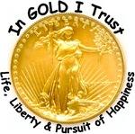 Gold Liberty 4 Men's Clothing