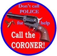 Call the Coroner Children's Clothing