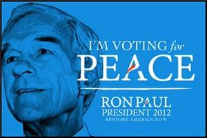 Ron Paul-PEACE Children's Clothing