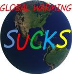Global warming sucks
