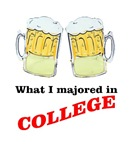 What I majored in College