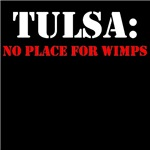 TULSA no place for wimps