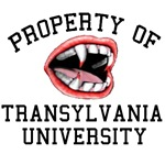 Property of Transylvania University  lips