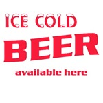 COLD BEER Available here