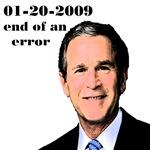01/20/2009  end of an error