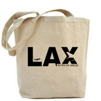 View All Airport Code Tote / Beach Bags