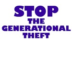 Stop Generational Theft
