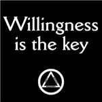Willingness (Dark Shirts)