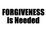 Forgiveness is Needed