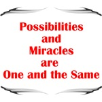 Possibilities and Miracles