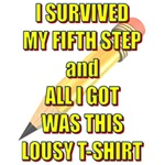 I Survived My Fifth Step