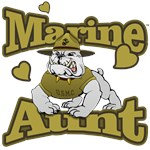 Marine Corp Aunt (Devil Dog)