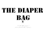 THE DIAPER BAG SERIES....(click to see all designs