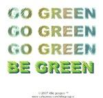GO GREEN V.1