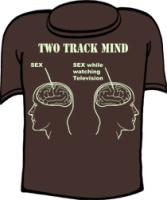 Two Track Mind Sex & Sex While Watching TV