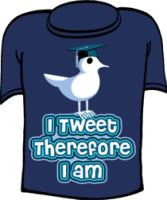 I Tweet Therefore I Am
