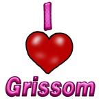 I Heart Grissom