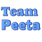 Team Peeta (blue)