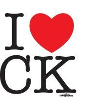 I (Heart) CK
