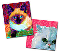 Cat Art and Gifts