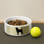 Pug Dog Bowls