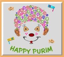 Purim Clown