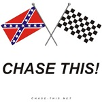 REBEL & CHECKERED FLAG<br />CHASE THIS!