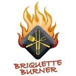 BRIQUETTE BURNER