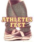 Athletes Feet Pink