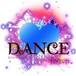 Love Dance Forever Blue