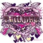 Twilight and New Moon Designs with Heart!