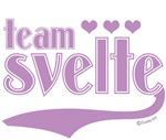 Team Svelte Lilac Hearts