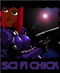 Sci-Fi Chick