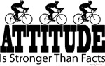 Attitude Is Stronger Than Facts - For Her (LG)