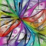 Kaleidoscope Dragonfly