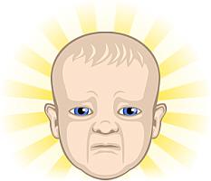 Baby Jesus Head