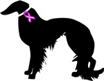 Irish Setter Breast Cancer Support