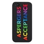 Aspergers iPhone Cases